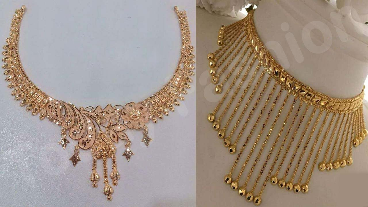 Video Latest Gold Necklace Designs Bridal Gold Necklace Designs Today Fashionlatest Gold Necklace Designs Bridal Gold Necklace Designs Today Fashion