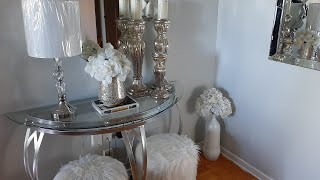 DECORATING TIPS AND IDEAS FOR YOUR FOYER /#HOMEDECOR