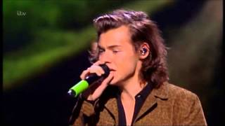 THE ROYAL VARIETY PERFORMANCE 2014 - ONE DIRECTION - NIGHT CHANGES