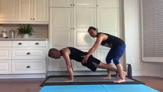 Yoga Workout July 9, 2020
