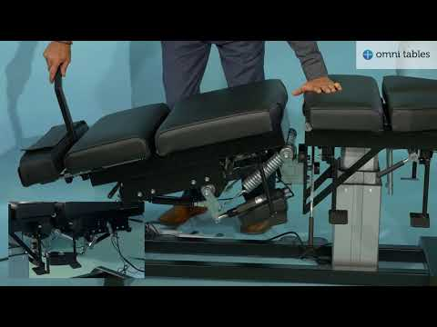 Flexion Distraction Table