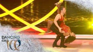Timur Bartels Bringt Die Eisfläche Zum Glühen!   Dancing On Ice   SAT.1 TV