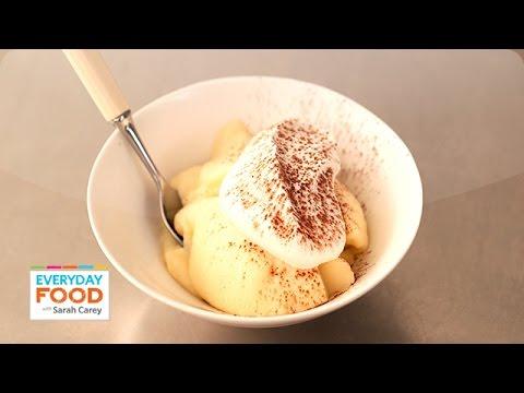 Classic Vanilla Pudding – Everyday Food with Sarah Carey