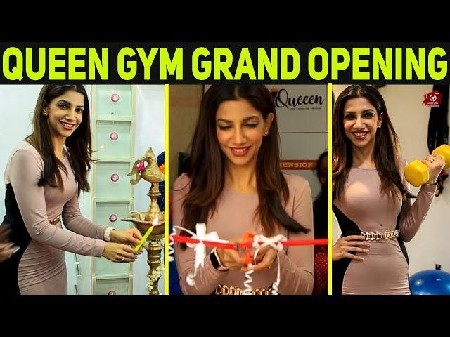 Queen Gym Grand Opening | VJ Bhavana | Gym Event | #Nettv4u