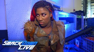 Ember Moon is ready to push back: SmackDown Exclusive, July 2, 2019