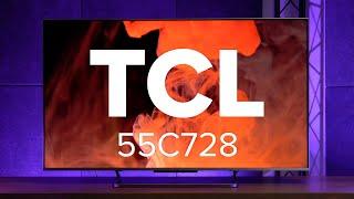 TCL C728 im Test: 100-Hertz-Fernseher zum fairen Preis | deutsch