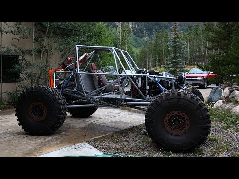 Custom Homemade Off Road Buggy Build Project