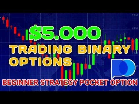 $5,000 Trading Binary Options | Binary Trading Strategy Pocket Option 2021