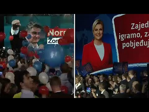 Κροατία – προεδρικές εκλογές: Ντέρμπι στον δεύτερο γύρο…