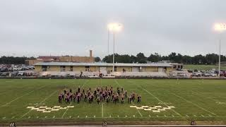 Line Routine Performance - Larned High School