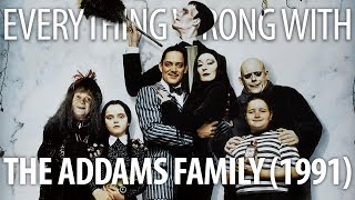 Everything Wrong With The Addams Family 1991