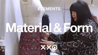 Design Elements   Material & Form