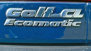 VW Volkswagen Golf Ecomatic Promo Video