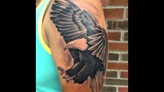 45 Inspiring Eagle Tattoos