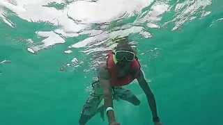 preview picture of video 'What we did, Trunk Bay, St. John (Snorkeling, a Shore Excursion)'