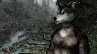Skyrim Special Edition Lykaios Wolf Race Mod