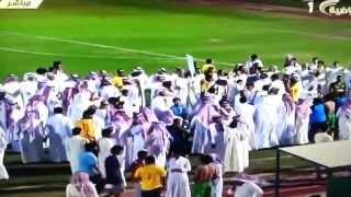 preview picture of video 'احتفال نادي العروبة فوزه بالدرع والعرضة الشمالية'