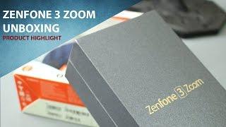 ASUS Zenfone 3 Zoom Unboxing