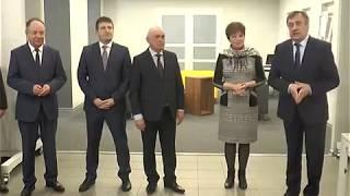 Открытие Центра трансфера технологий «Мегаполис»