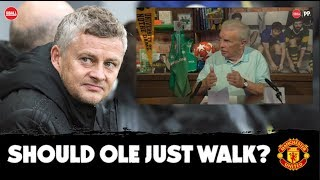 Giles | Should Ole just walk? | Woodward