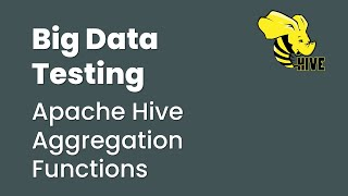 Hive Aggregation Functions