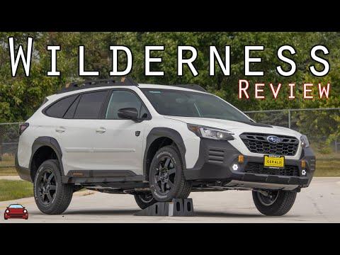 2022 Subaru Outback Wilderness Review - Subaru's New Factory Overlander!