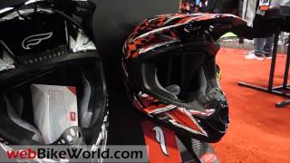 More Fulmer Off-Road Helmets at the 2013 AIMExpo