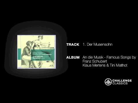 play video:Klaus Mertens & Tini Mathot; Schubert - Der Musensohn