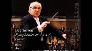 Beethoven: Egmont Overture - Dresdner Philharmonie/Kegel (1989)