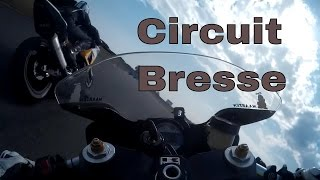Bresse 04/07/2015 onboard kawasaki ZX6RR roulage circuit fvp moto
