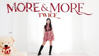 "TWICE ""MORE & MORE"" Lisa Rhee Dance Cover"