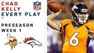 Every Chad Kelly Play vs. Vikings