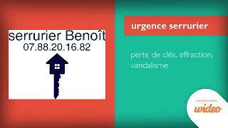 Serrurier Benoit - MÉRIGNAC
