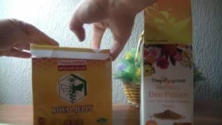 Мне жалко чужие деньги, потраченные впустую, или Продукты пчеловодства из Таиланда. Тайские штучки