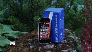 Мобильные телефоны и смартфоны, Nokia PureView 808. Глаз Саурона.