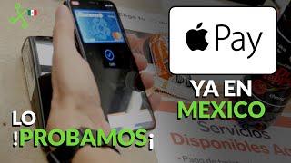 Apple Pay en México: COMPRAMOS el desayuno con el nuevo servicio de PAGOS con CELULAR