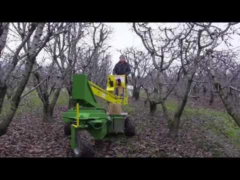 Raccoglifrutta VI-BO: perfetti per lavorare in tutte le piantagioni
