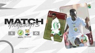 CAF CC | Quart de finale Aller : Coton Sport FC 1 – 0 ASC Jaraaf