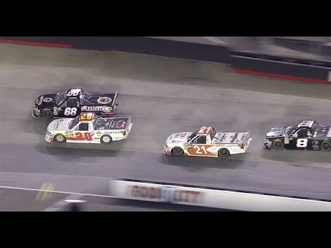 Truck Series drivers dish on Bristol as the playoff opener