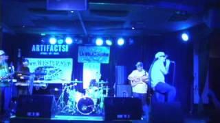 Ras Matthew (Ganja in My Brain) Live at Harlow's in Sacramento