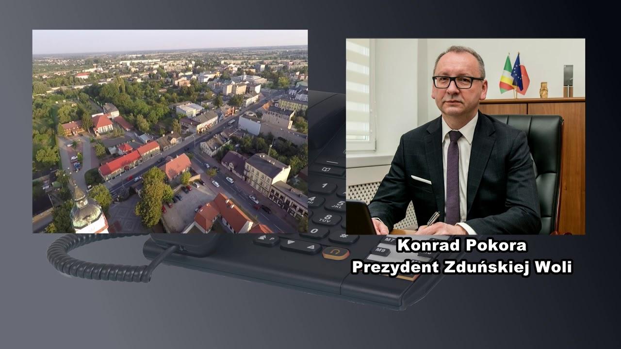 Prezydent Zduńskiej Woli apeluje o oddawanie osocza