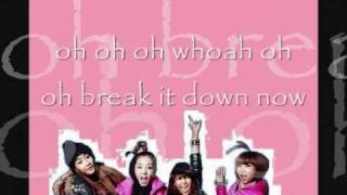 2ne1-love is ouch with easy romanized lyrics ♥