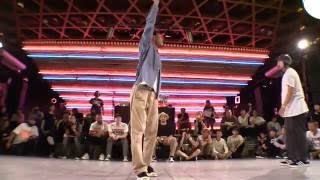 SO vs GUCCHON @ POPPING FOREVER JAPAN 2016 SEMI-FINAL BATTLE