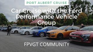 Ford Performance Vehicle cruise | Port Albert | FPVGT Community #ford #fpv #fgx #xr8sprint #fpvgt