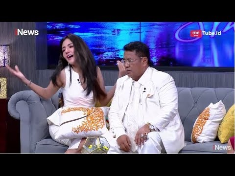 Reaksi Anggia Chan Ketika Vicky Disebut Gladiator di Ranjang Part 1B - HPS 03/04