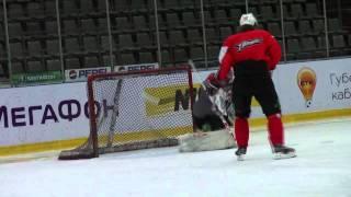 Тренировка в Новокузнецке