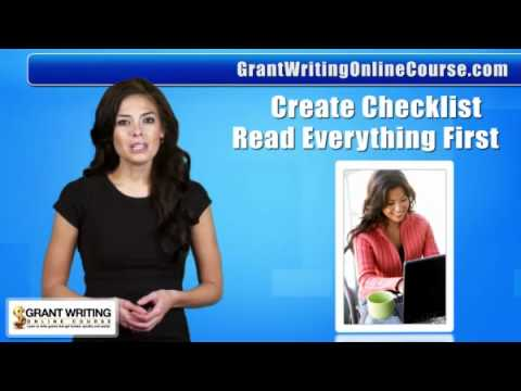 Grant Writing Tips # 1   Grant Writing Courses   Grant Writing ...