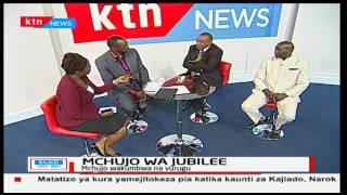 Uchaguzi wa mchujo wa chama cha Jubilee yakumbwa na vurugu-Darubini ya Siasa : Dira ya Wiki pt 2