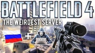 Battlefield 4 I found a really weird server