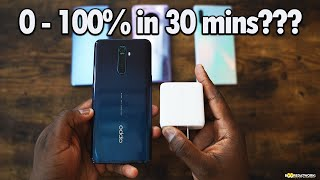 Oppo Reno Ace: 0-100% in 30 mins?